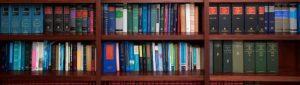 Law Books Titles